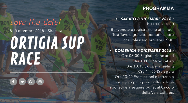 Ortigia Sup Race: l'idea…