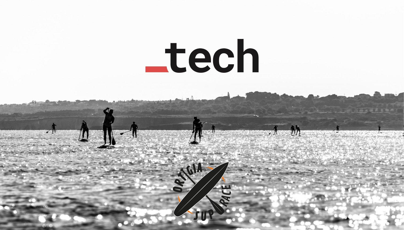 """La """"Tech Servizi"""" al nostro fianco per la II edizione della ORTIGIA SUP RACE"""