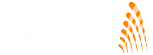 Lakkios Logo bianco quadrato trasp